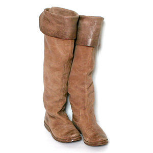 Frye Celia Over the Knee Boots 6.5B